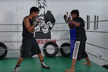 University Fight - Aulas de Boxe